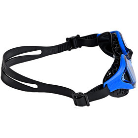 arena Bold Swipe Goggles blue/blue/black